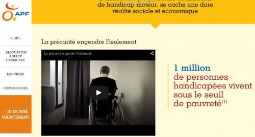 Vidéo précarité handicap nov 2014.JPG